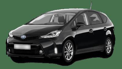 VTC ecologique Bordeaux avec voiture hybride